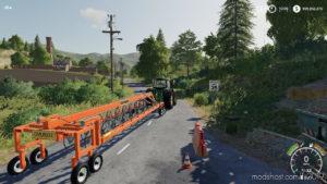 Schinkel Rake for Farming Simulator 2019