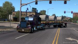 Benson Flatbed [1.36.X] for American Truck Simulator