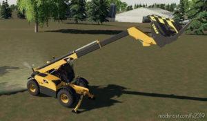 Cat Telehandler for Farming Simulator 2019