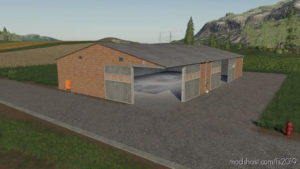 Garage for Farming Simulator 2019