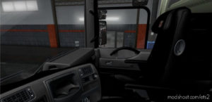 Renault Magnum Black Interior 1.36.X for Euro Truck Simulator 2