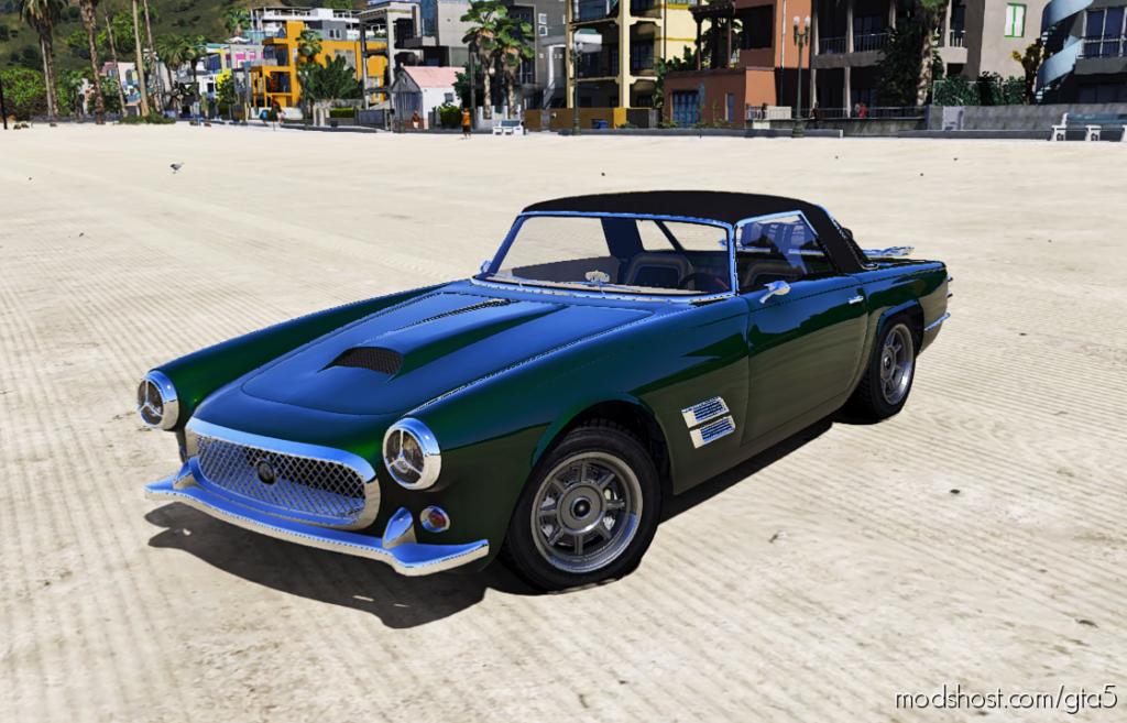 Lampadati Casco Spyder [Add-On / Replace | Extras] V1.1 for Grand Theft Auto V