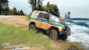"Uaz 3151 ""Rural Tuning"" for MudRunner"