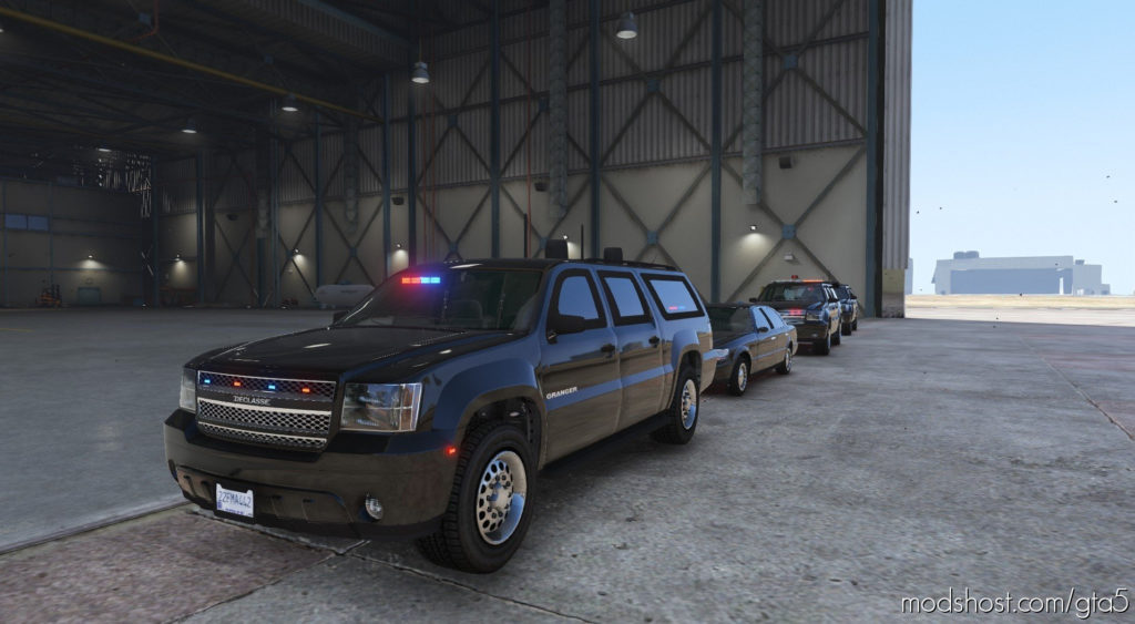 Secret Service Granger [Add-On] V1.1 for Grand Theft Auto V