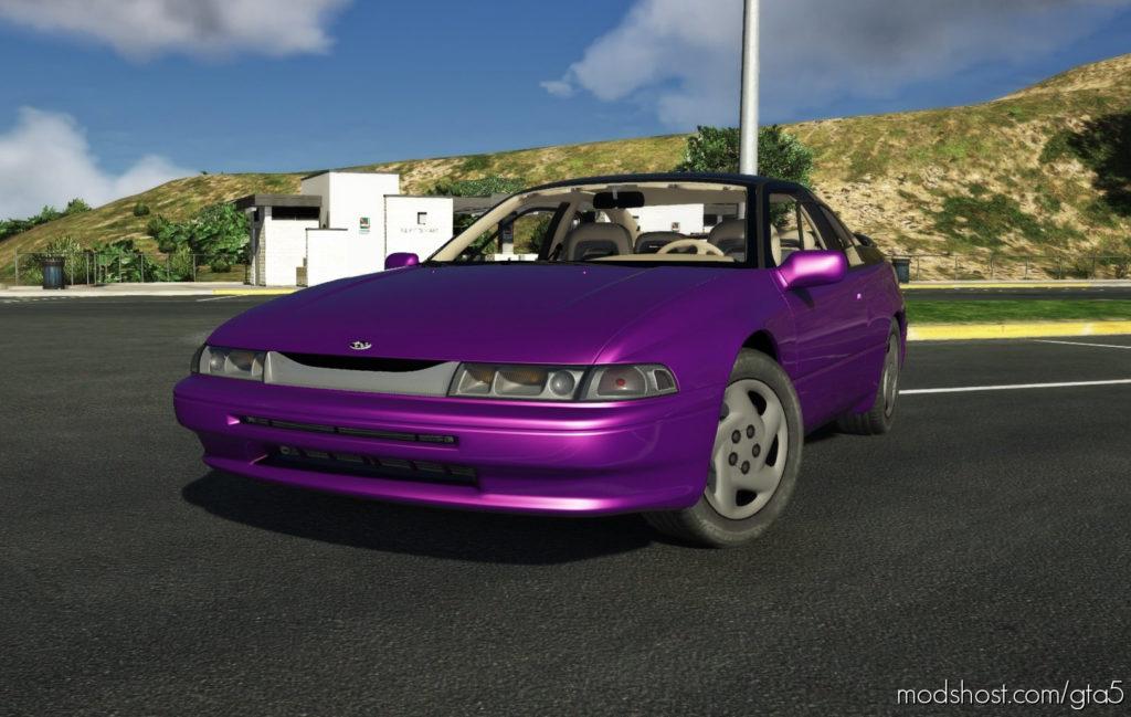 Subaru Alcyone SVX [Add-On | Lods | Template] 1.0HF for Grand Theft Auto V