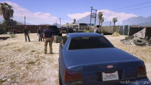 Sandy Shores (More Populated) for Grand Theft Auto V