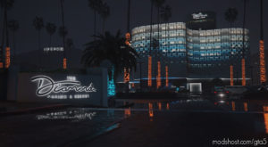 Diamond Casino Neon Palms V2.0 for Grand Theft Auto V