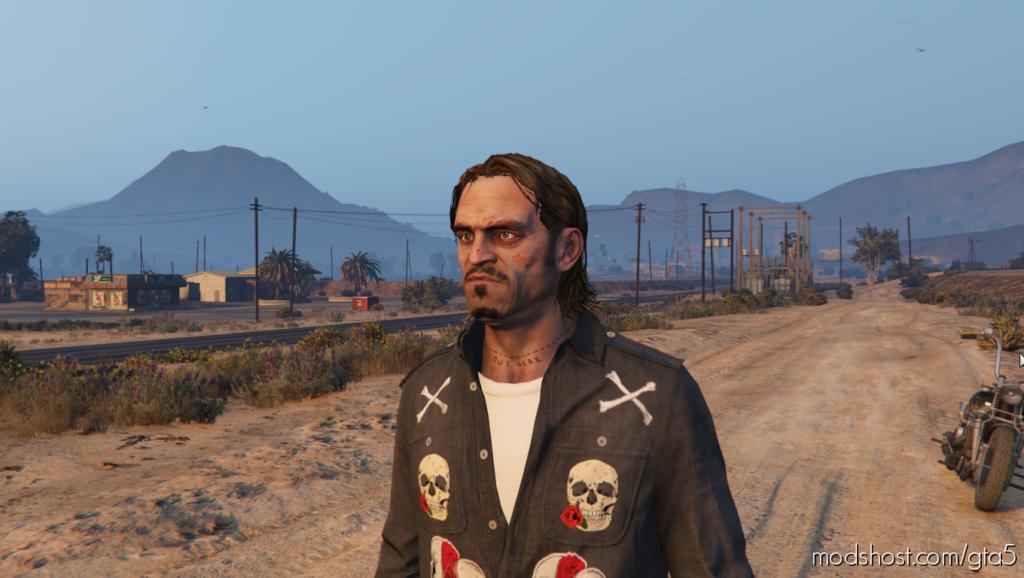 Trevor Biker V2.5 for Grand Theft Auto V