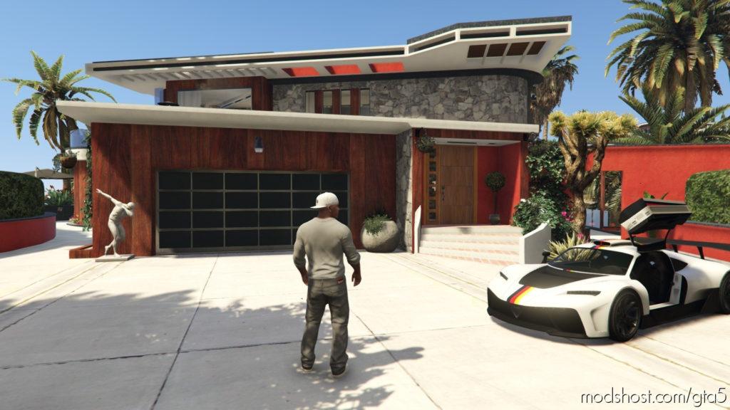 Designer House [Add-On] V1.1 for Grand Theft Auto V