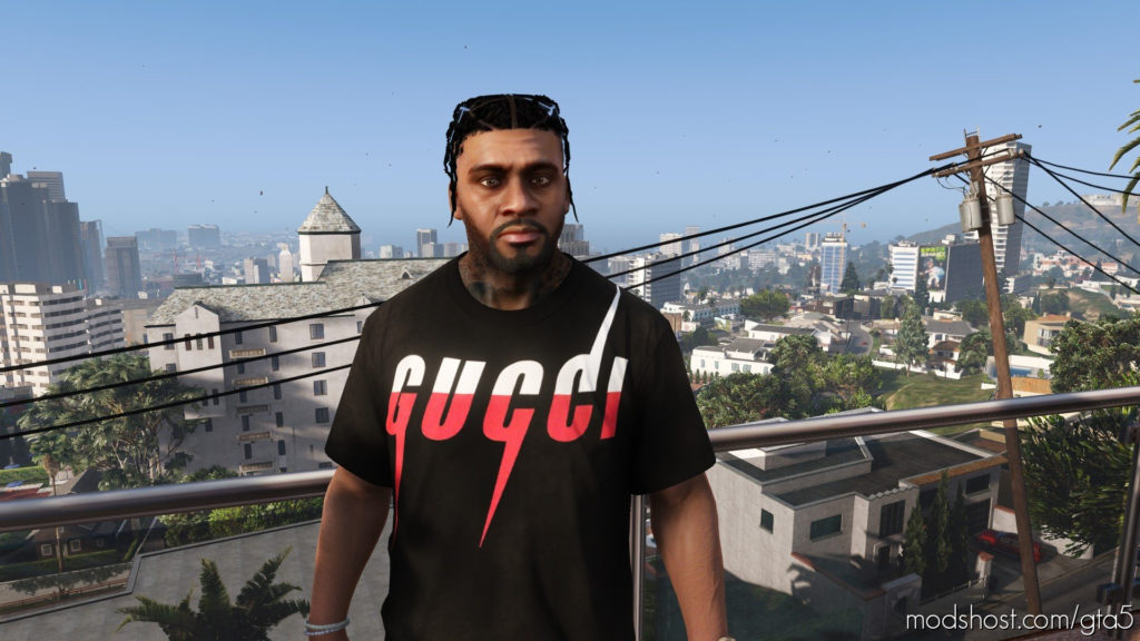 Gucci Blade Print for Grand Theft Auto V
