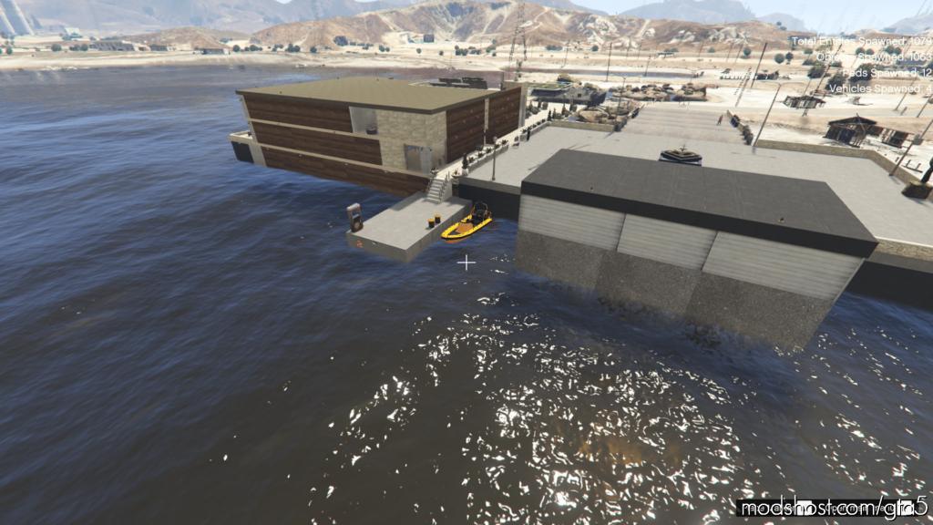 Trevor Lake House [Menyoo] for Grand Theft Auto V