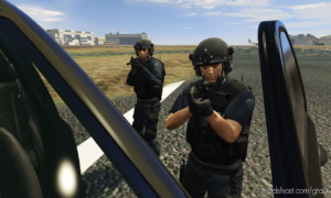 RDE Female Swat for Grand Theft Auto V