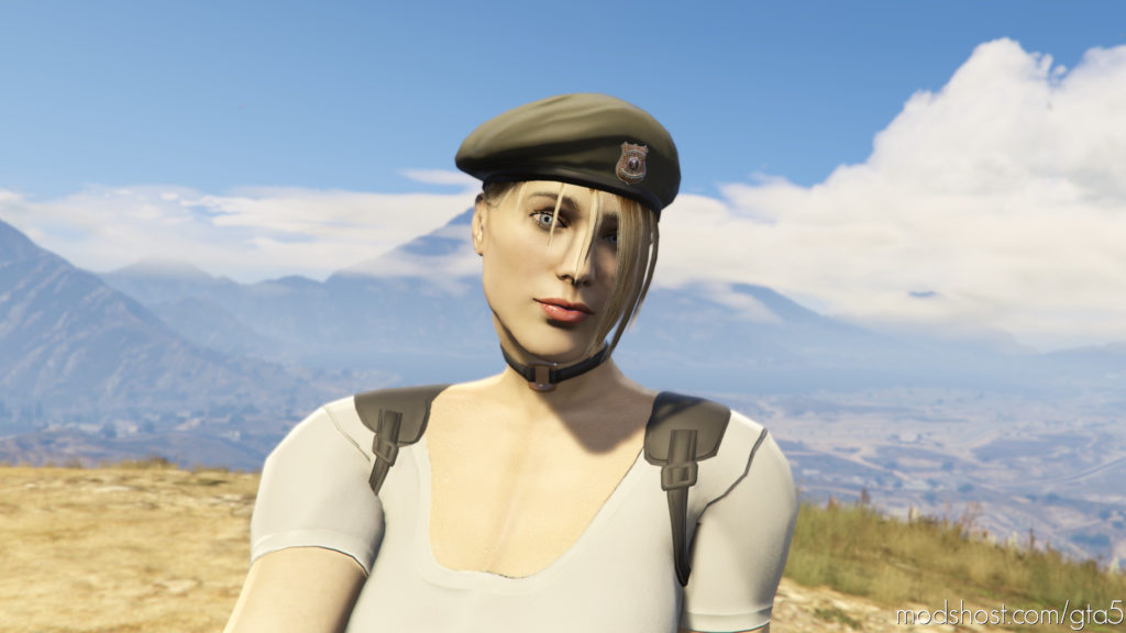 Sonya Blade [Add-On PED] for Grand Theft Auto V