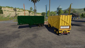 Randon Trailer Pack for Farming Simulator 2019