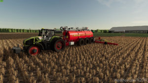 Nuhn Electrasteer Vacuum for Farming Simulator 2019