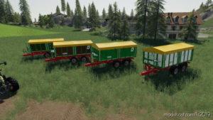 Kroger Agroliner TKD Dynamische for Farming Simulator 2019