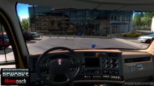 Interior/Exterior Reworks Megapack [1.35, 1.36] for American Truck Simulator