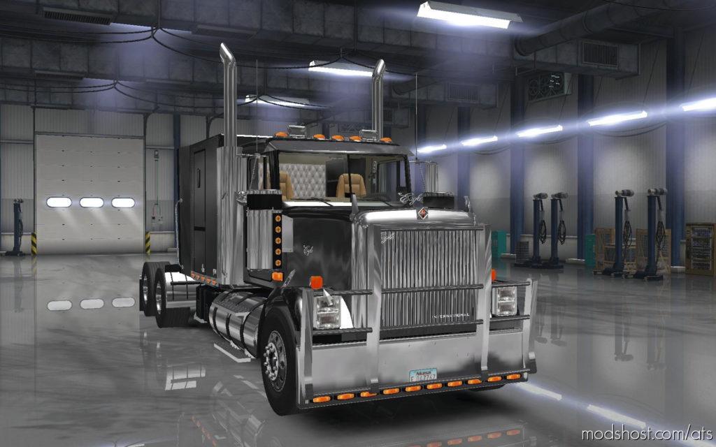 International 9300I Eagle [1.35, 1.36] for American Truck Simulator
