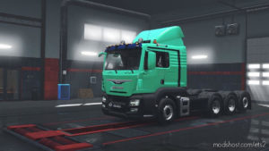 Man TGS Euro 6 1.35+ for Euro Truck Simulator 2