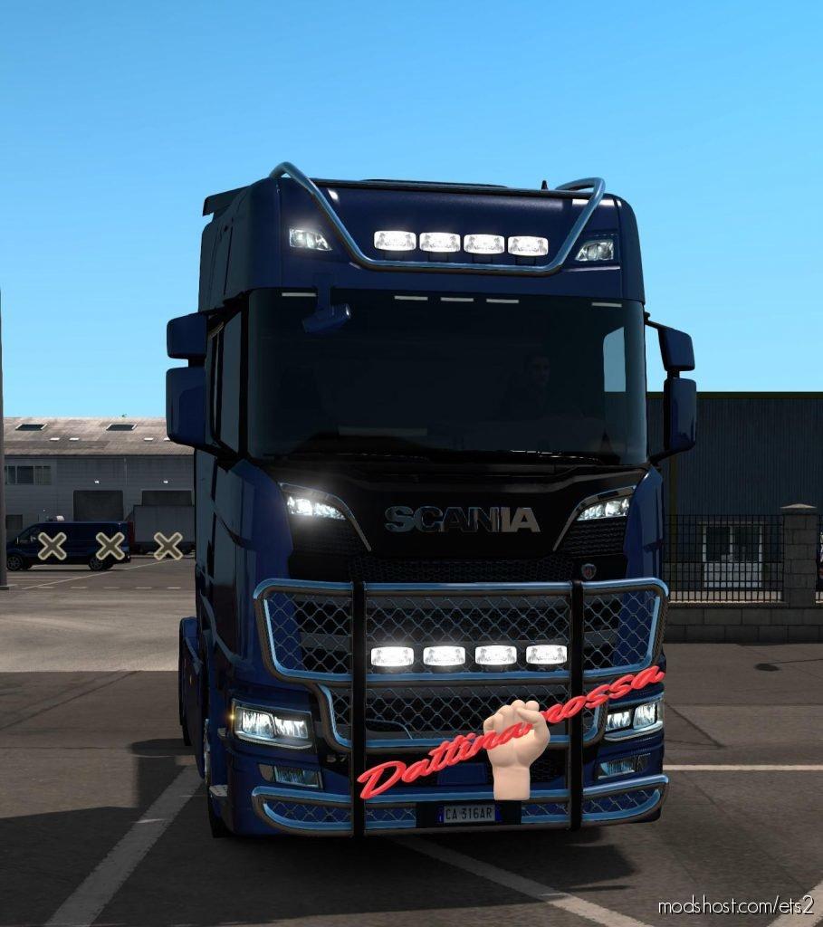 Next Generation Scania R&S Series V1.1 for Euro Truck Simulator 2