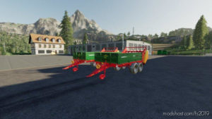 Warfama Pol-Mot Spreader N-218/2 for Farming Simulator 2019