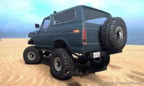 1978 Ford Bronco for MudRunner