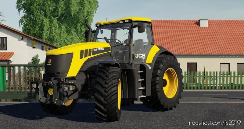 Jcb 3000-8000 for Farming Simulator 2019