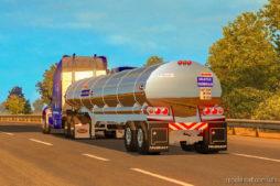 Tank Rubberduck Tanker V1.2 In Ownership 1.36 for American Truck Simulator