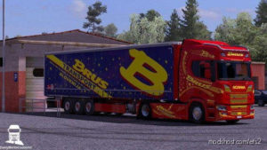 Brus Transport Skin Pack for Euro Truck Simulator 2