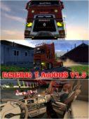 Renault T Addons V1.5 1.36 for Euro Truck Simulator 2