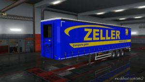 Trailers SkinPack for Euro Truck Simulator 2