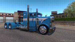 Custom Peterbilt 351 V2.0 for American Truck Simulator