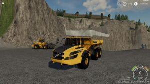 Volvo A40G for Farming Simulator 2019