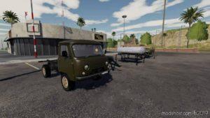 UAZ Modul Pack V1.2 for Farming Simulator 2019