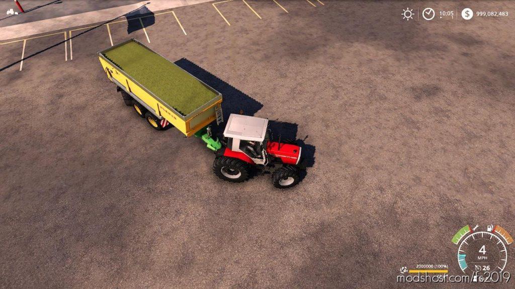 Trans Space 8000 for Farming Simulator 2019