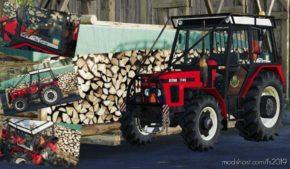 Zetor 7745 Forest Edition for Farming Simulator 2019