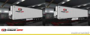 700 Dorog Skinpack 1.36 for Euro Truck Simulator 2