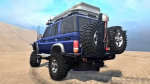 Toyota Land Cruiser LX V6 for MudRunner