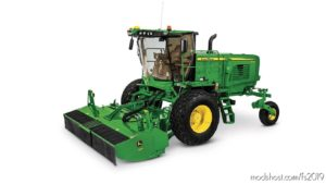 John Deere W260 [Beta] for Farming Simulator 2019