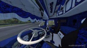 Rjl Holland Interior for Euro Truck Simulator 2
