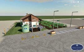 Coffee Plantation for Farming Simulator 2019