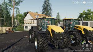 Mod Update JCB 8330 By Stevie for Farming Simulator 2019