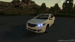 Honda Accord 2009 for Farming Simulator 2019
