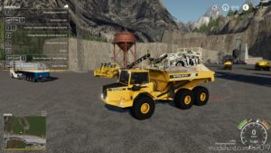 Volvo A25C for Farming Simulator 2019