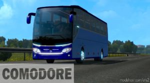 Temsa Maraton 2018 for Euro Truck Simulator 2