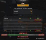 Xp & Money Mod 1.36.X for Euro Truck Simulator 2
