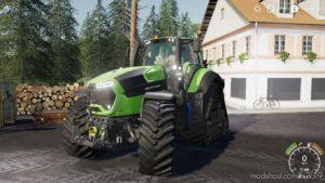 Deutz Series 9 By Stevie for Farming Simulator 2019