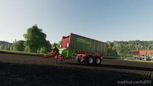 Strautmann Terra Vitesse 4601 V1.1 for Farming Simulator 2019