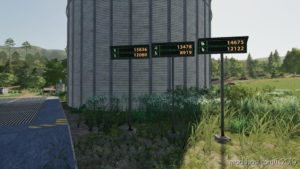 Silo Displays for Farming Simulator 2019