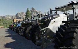 Fendt 1050 Tuning Edition for Farming Simulator 2019
